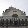 Железнодорожные вокзалы в Малой Сердобе